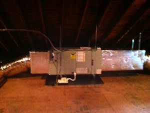 TYPICAL AIR HANDLER